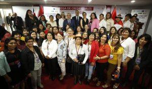 César Villanueva: El gobierno trabaja por la paridad y la alternancia en política