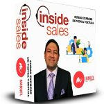 Inside Sales o venta en remoto, lanzamiento mundial del nuevo curso express creado por el reconocido auditor en ventas Manuel Quiñones.